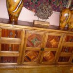 Mesquite Inlay Buffet