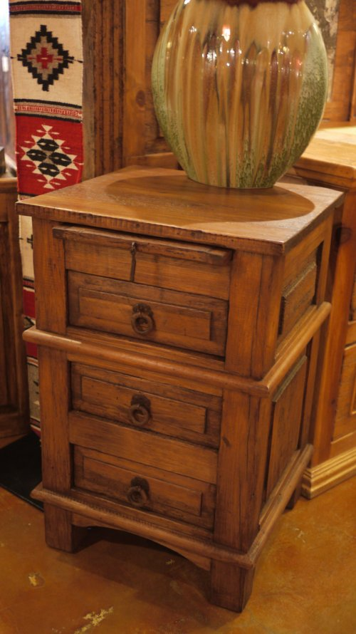 Nightstands  The Rustic Gallery