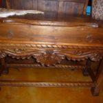 Concha Sofa Table