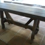 Pepe Yugo Sofa Table