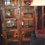 Pepe Curio Cabinet