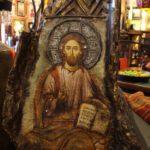 Byzantine Panel Painting from Mykonos