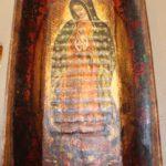 Virgen Batea Painting