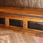 Hacienda Blanket Chest