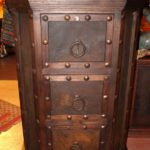 Maronita Ochavado File Cabinet